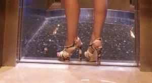 Tally Weijl Zapatos de tacón con barra en T multicolor