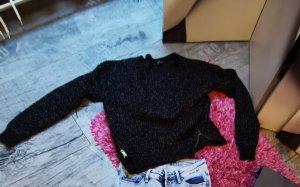 ♥ TALLY WEIJL Damen Pullover mit Reißverschluss XS 34