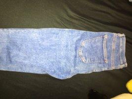 Tally Weijl Hoge taille jeans korenblauw-staalblauw