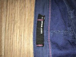 Tally Weijl Jeans cigarette bleu
