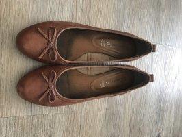 Tamaris Classic Ballet Flats brown
