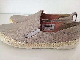 Tamaris Slip-on Sneakers oatmeal