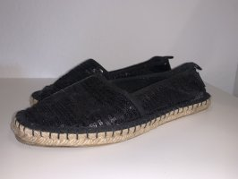 Tamaris Espadrille Sandals black
