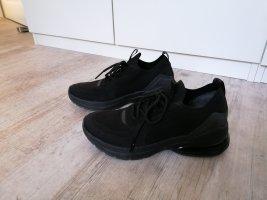 fashletics by Tamaris Sneaker slip-on nero Tessuto misto