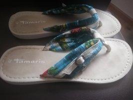 Tamaris Flip Flops Gr. 42