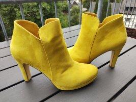 Tamaris High Heels yellow