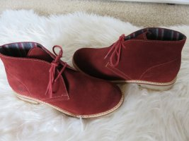 Tamaris Low boot rouge carmin