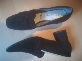 Tamaris Pumps Loafers 41 schwarz