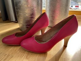 Tamaris Pumps pink Größe 41