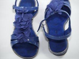 Tamaris Sandalias de tiras multicolor fibra textil
