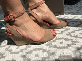Tamaris Sandalen mit Keilabsatz