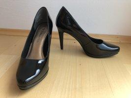 Tamaris High Heel Boots black leather