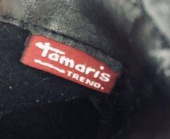 Tamaris Lace-up Booties black