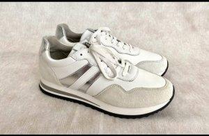 Tamaris Sneaker 38 silber weiß Neu