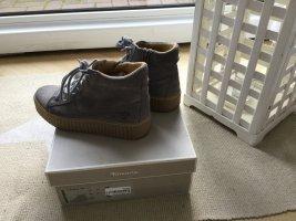 Tamaris Stiefeletten Boots Größe 37 Graublau
