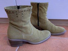 Tamaris Stiefeletten Boots Stiefel Wild Leder