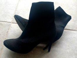 Tamaris Botas deslizantes negro