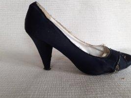 tango pumps gr. 38 schwarz klassiker