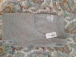 Old Navy Camiseta sin mangas gris