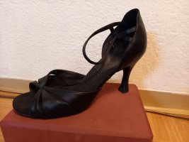 Rummos Strapped pumps black leather