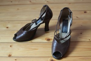 Raoul Strapped pumps dark brown