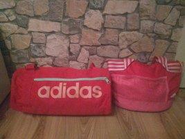 Adidas Torebka podręczna różowy