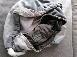 Zara Basic Torebka materiałowa srebrny-szary