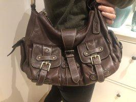 abro Shoulder Bag brown