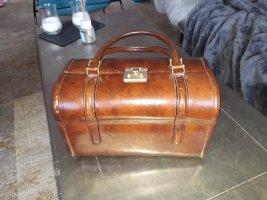 Tasche Beautycase Vintage Leder Principe