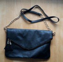 Tasche / Clutch schwarz & chic
