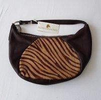 Gianni chiarini Minibolso marrón tejido mezclado