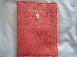 Michael Kors Custodie portacarte rosso chiaro