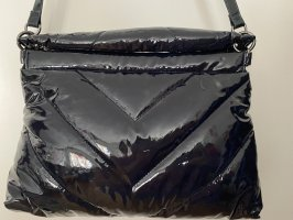 Tasche Handtasche Lackoptik Zara Stepp