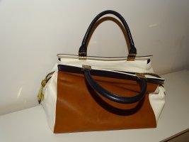 Tasche Handtasche Tricolor Kunstleder Zara Woman (NP: 70€)