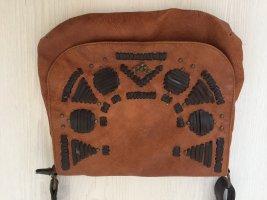 Aldo Crossbody bag brown-black brown