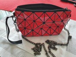 Tasche, klein, rot, neu
