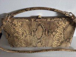 Tasche Leder Vintage Schlange