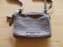 Liebeskind Crossbody bag sand brown leather