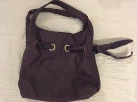 Tasche * lila * Leder *