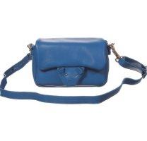 Marc Jacobs Minitasje blauw Leer