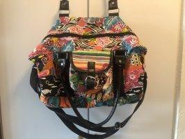 Bulaggi Canvas Bag multicolored