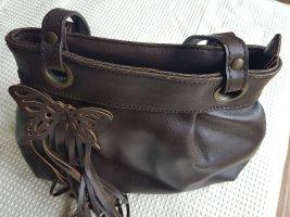 Tasche mit Schmetterlingapplikation