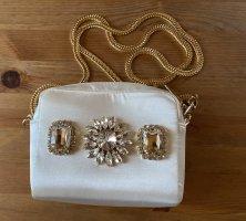 Tasche mit Ziersteinen