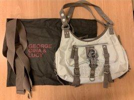 Tasche mit zweiten Henkel und Staubbeutel