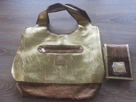 Ricarda M Handbag bronze-colored-gold-colored