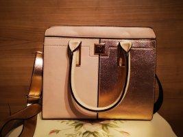 Tasche River Island Rose Rosegold Handtasche Umhängetasche Groß