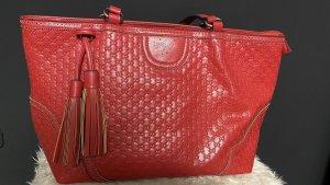no name Carry Bag brick red