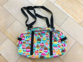 Weekender Bag multicolored cotton