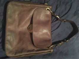Prada Laptop bag multicolored leather