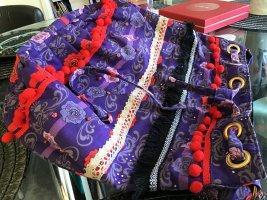 Anna Sui Torebka typu worek Wielokolorowy Sztuczne włókno